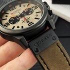 Наручний годинник AlexMosh чоловічі Curren Khaki-Black (1017) - зображення 5