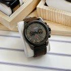 Наручний годинник AlexMosh чоловічі Curren Black-Brown (1016) - зображення 6