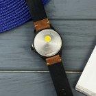 Наручные часы AlexMosh мужские Curren Black-Brown (1014) - изображение 3