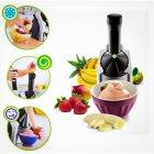 Кухонний комбайн морожениця Yonanas для переробки фруктів та ягід 200 Вт - зображення 5
