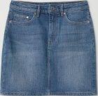 Спідниця джинсова H&M 06257688 32 Блакитна (GT02000000001587) - зображення 1
