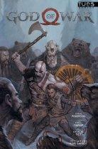 Комікс TUOS Comics God of War. Бог Війни. Том 1 - зображення 1