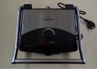 Електрогриль контактний притискної з антипригарним покриттям Crownberg CB-1067 1500W Black/Silver - зображення 7