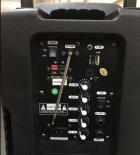 Колонка на аккумуляторе с беспроводным микрофоном Ailiang UF-1018 /100W (USB/Bluetooth/FM) - изображение 3