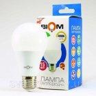 Светодиодная лампа Biom А65 15W E27 3000 K - зображення 4