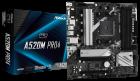 Материнская плата ASRock A520M Pro4 (sAM4, AMD A520, PCI-Ex16) - изображение 5