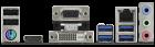 Материнська плата ASRock A520M-HDV (sAM4, AMD A520, PCI-Ex16) - зображення 4