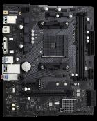 Материнська плата ASRock A520M-HVS (sAM4, AMD A520, PCI-Ex16) - зображення 3