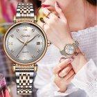 Годинники жіночі Sunkta Vivaro з металевим браслетом Чорний/Золотистий - зображення 4