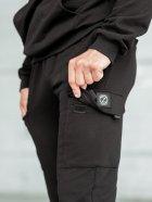 Спортивні Карго штани BEZET black 2.0'20 - S - зображення 6