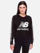 Свитшот New Balance Nb Athletics Animal Print WT03548BK M Черный (194389400657) - изображение 1