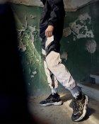 Спортивные штаны Пушка Огонь Dex черные с рефлективом XS - изображение 4