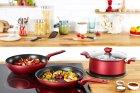Сковорода Tefal Daily Chef 26 см Червона (G2730572) - зображення 8