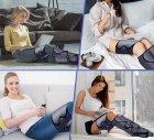 Массажер для ног Air Compression Massager - лимфодренажный массаж стоп, икр и бёдер - изображение 3