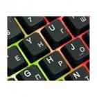 Клавиатура REAL-EL 7001 Comfort Backlit Black - изображение 7
