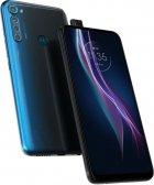 Мобильный телефон Motorola One Fusion+ 6/128GB Blue (PAJW0006RS) - изображение 9