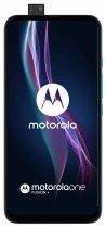 Мобильный телефон Motorola One Fusion+ 6/128GB Blue (PAJW0006RS) - изображение 1