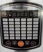 Мультиварка з йогуртницею Rainberg RB-6209 (6 л, 45 програм, 1000 Вт) - зображення 4