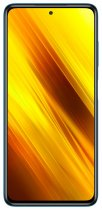 Мобильный телефон Poco X3 6/128GB Cobalt Blue (691534) - изображение 1