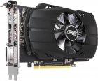 Asus PCI-Ex Radeon 550 Phoenix 2GB GDDR5 (64bit) (1183/6000) (DVI-D, HDMI, DisplayPort) (PH-550-2G) - зображення 4