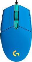Мышь Logitech G102 Lightsync USB Blue (910-005801) - изображение 2