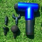 Портативный ручной вибромассажер для мышц Fascial Gun HF-280 - изображение 2