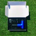 Портативный ручной вибромассажер для мышц Fascial Gun HF-280 - изображение 4