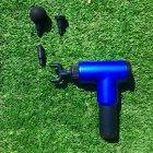 Портативный ручной вибромассажер для мышц Fascial Gun HF-280 - изображение 7