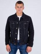 Куртка джинсовая GAS 251085_3879 L (56255L) Черный - изображение 1