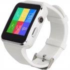 Смарт-годинник Smart Watch X6 Розумні годинник слотом під SIM карту White - зображення 3