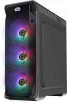 Корпус GameMax StarLight B-FRGB Black - зображення 3