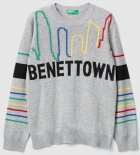 Джемпер United Colors of Benetton 1041Q1965.G-87 150 см XL (8032652376556) - зображення 1