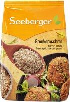 Зелёная Спельта (полба) Seeberger грубого помола 500 г (4008258524015) - изображение 1
