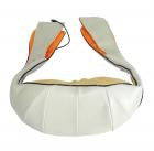 Роликовый электрический массажер для тела, спины и шеи V-Massager с адаптером для авто Бежевый - изображение 4