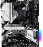 Материнська плата ASRock B550 Pro4 (sAM4, AMD B550, PCI-Ex16) - зображення 1