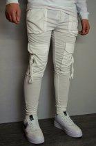 Мужские спортивные штаны hype drive white размер L J-059 - изображение 2