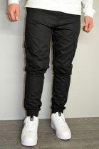 Чоловічі спортивні штани hype drive black розмір XL J-057 - зображення 2