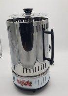 Электрошашлычница на 6 шампурів Електрогриль для приготування шашлику будинку электромангал - зображення 3