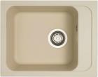 Кухонная мойка AQUAMARIN PIAZZA 500-40 IVORY Слоновая кость - изображение 2