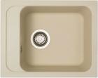 Кухонная мойка AQUAMARIN PIAZZA 500-40 IVORY Слоновая кость - изображение 3