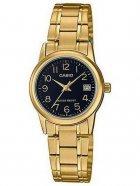 Жіночі наручні годинники Casio LTP-V002G-1BUDF - зображення 1
