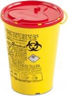 Контейнер для сбора игл и медицинских отходов AP Medical DISPO 0.7 л (2060000 4326 04) - изображение 1