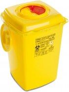 Контейнер для сбора игл и медицинских отходов AP Medical NURSY 10 л (2070200 4359 06) - изображение 1