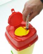 Контейнер для сбора игл и медицинских отходов AP Medical CS PLUS 6 л (2038000 4695 01) - изображение 3