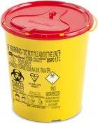 Контейнер для сбора игл и медицинских отходов AP Medical DISPO 1.5 л (2060200 4333 07) - изображение 1