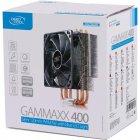 Кулер для процессора Deepcool GAMMAXX 400 V2 BLUE - изображение 9