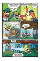 Комікс TUOS Comics Губка Боб. Підводні гуморески - зображення 4