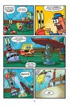 Комікс TUOS Comics Губка Боб. Підводні гуморески - зображення 5