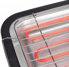 Электрический барбекю гриль электрогриль Livstar Lsu-1319 2000 Вт Черный (bks_02546) - изображение 4