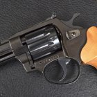 Револьвер под патрон Флобера Safari PRO 461м (6.0'', 4.0mm), ворон-бук - изображение 4